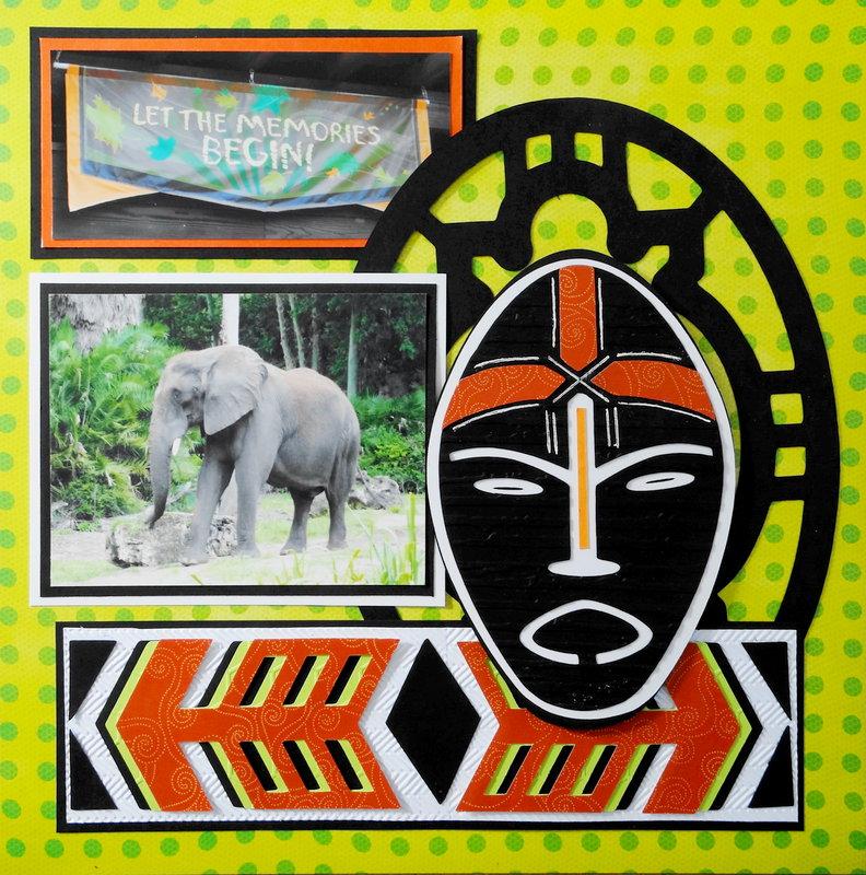 African Safari - RHP