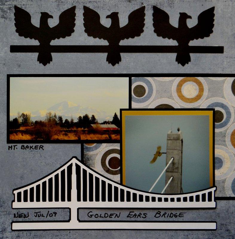 Golden Ears Bridge - LHP