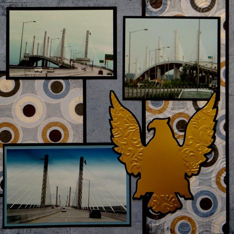 Golden Ears Bridge - RHP