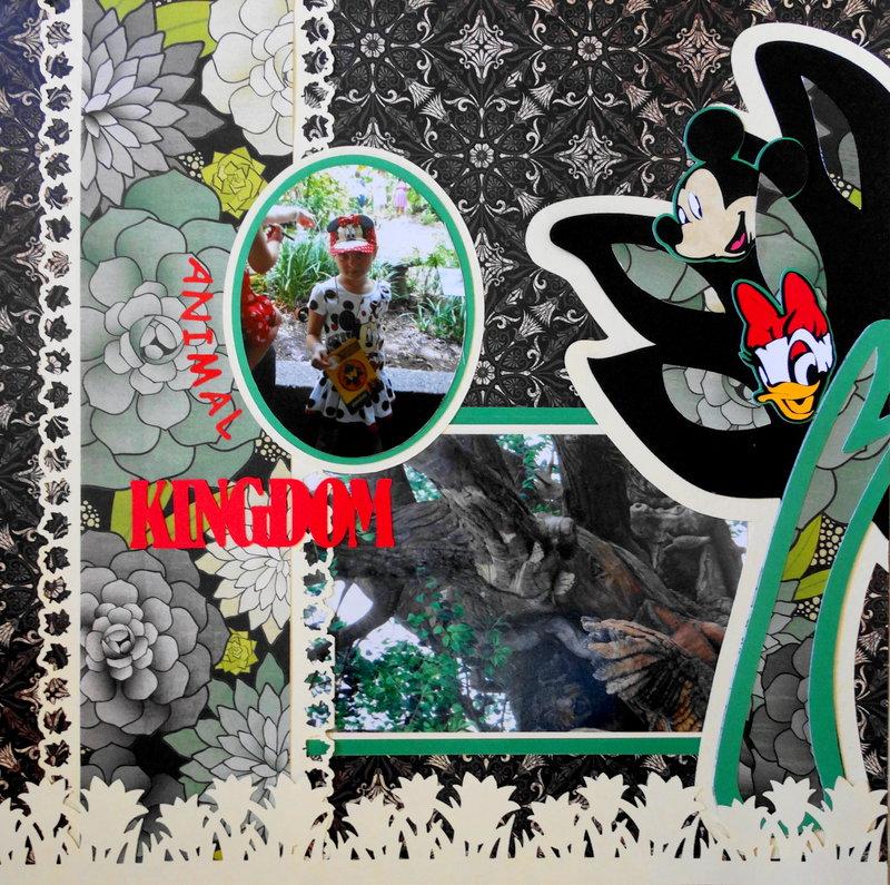 Animal Kingdom - LHP