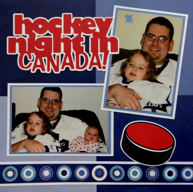 Hockey Night in Canada - RHP