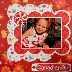 Canadian Girl - LHP