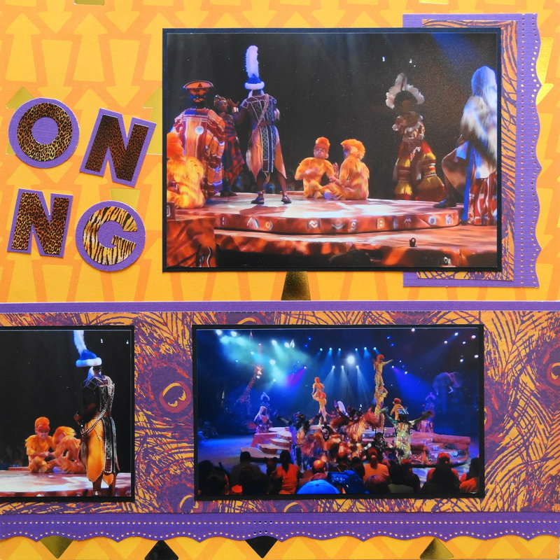 The Lion King -RHP