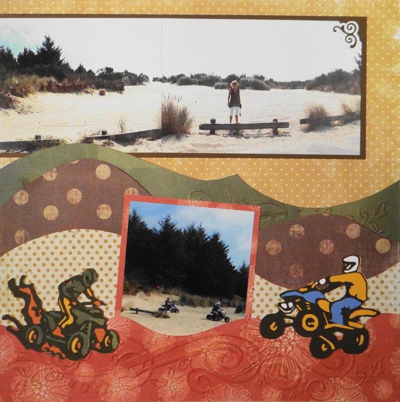 Oregon Sand Dunes - RHP