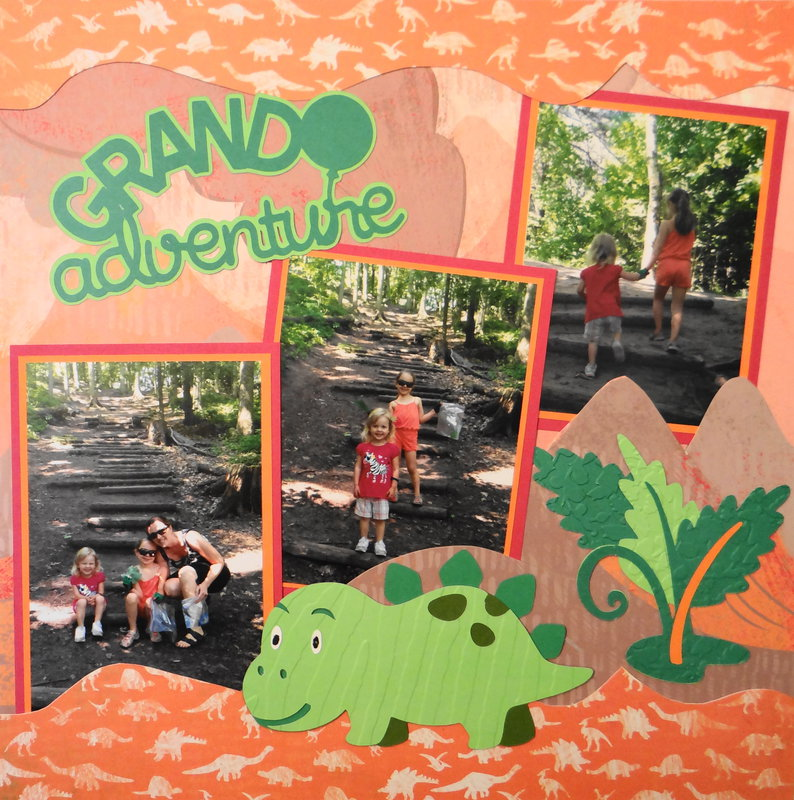 Grand Adventure - RHP
