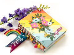 Handmade Book for Party Planning