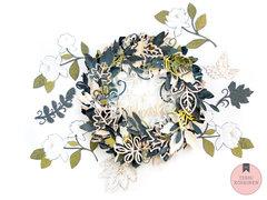 Goldenrod Wreath