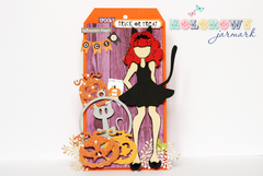 Halloween Tag by mru