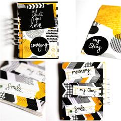 Notebook by mru