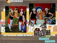 Pirates and Palace Guards