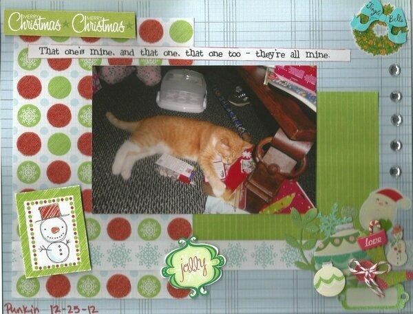 All Mine - Christmas