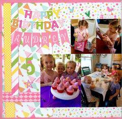 Happy Birthday pg 1 of 2