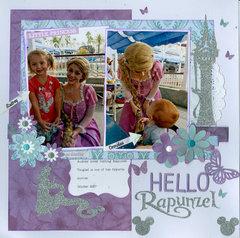 Hello Rapunzel