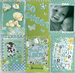 So Sweet with grandchildren Emmalee & Harrison