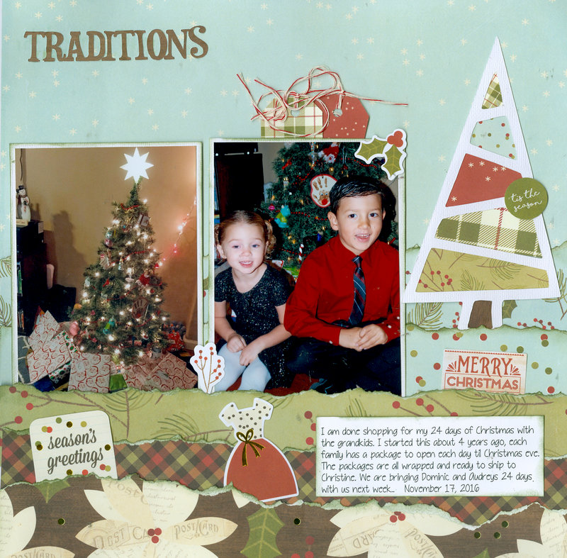 Holiday Traditions with Grandkids