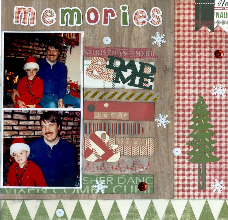 Sweet Christmas Memories pg 2