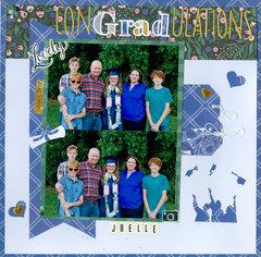 Con Grad ulations Joelle