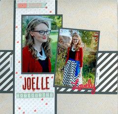 Granddaughter Joelle