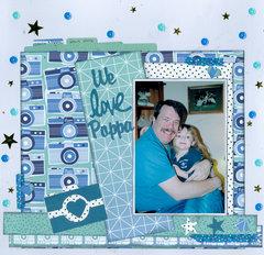 We love Poppa