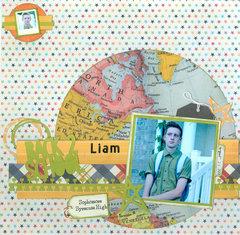 Liam Back to School