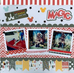 Magic Memories pg 1 of 2