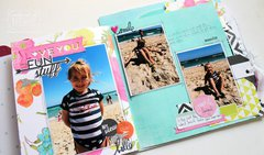Beach day- Memory File