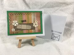 Cards for Kindness Band-Aid card #1 (7 /52)