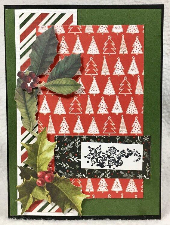 December Christmas card 1