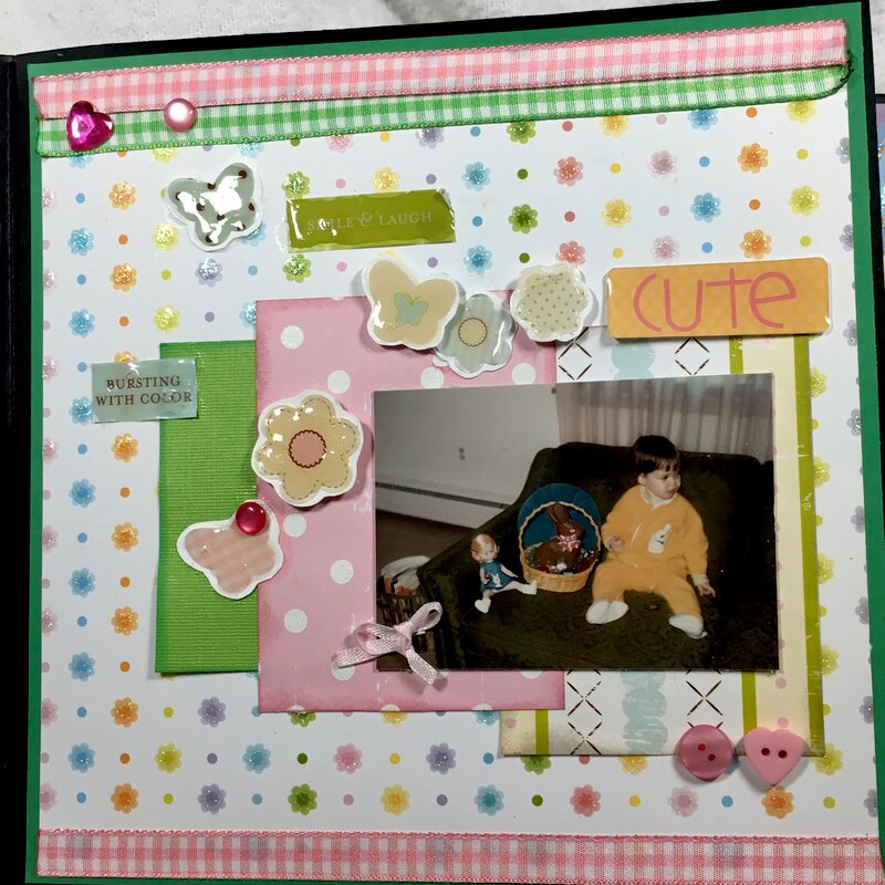 Angie's album page 3 (V-20/52)