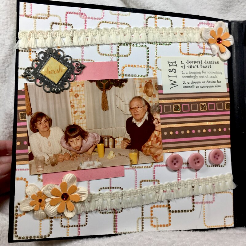 Angie's album page 6 (V-22/52)
