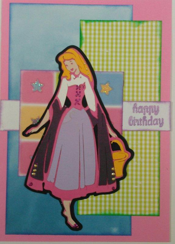Updated birthday card
