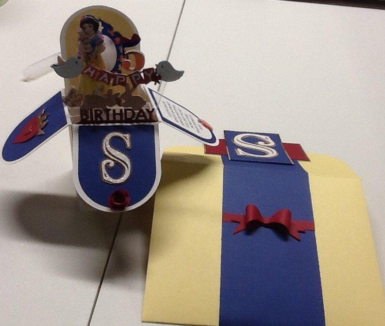 Box and envelope