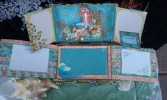 Voyage Beneath the Sea, A Mermaid's Treasure Chest Mini Album