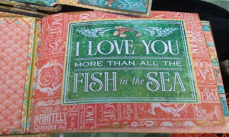 Voyage Beneath the Sea, A Mermaid's Treasure Chest Mini Album