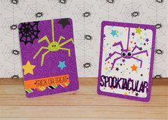 Halloween Project Life cards