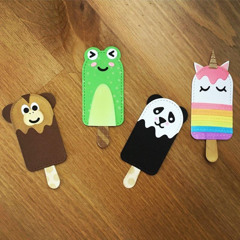Animal Ice Creams