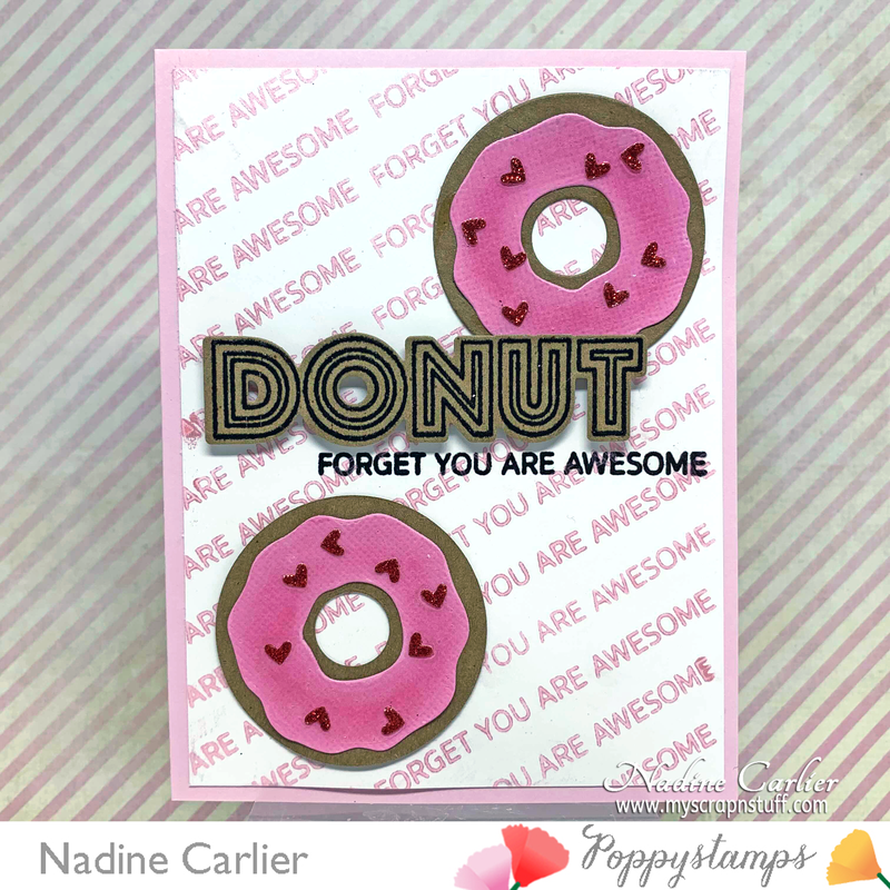 Inspirational Donut Card