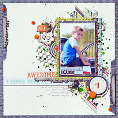 Awesome by Denise van Deventer