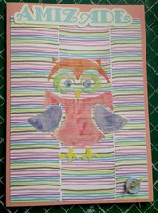 card owl