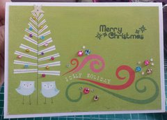 Chrismas card