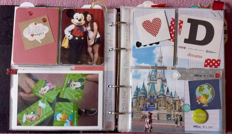 Disney Page