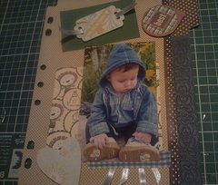 Journaling binder