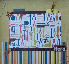 Father - Everyday Hero