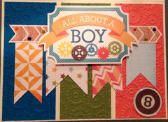 All About A Boy Card