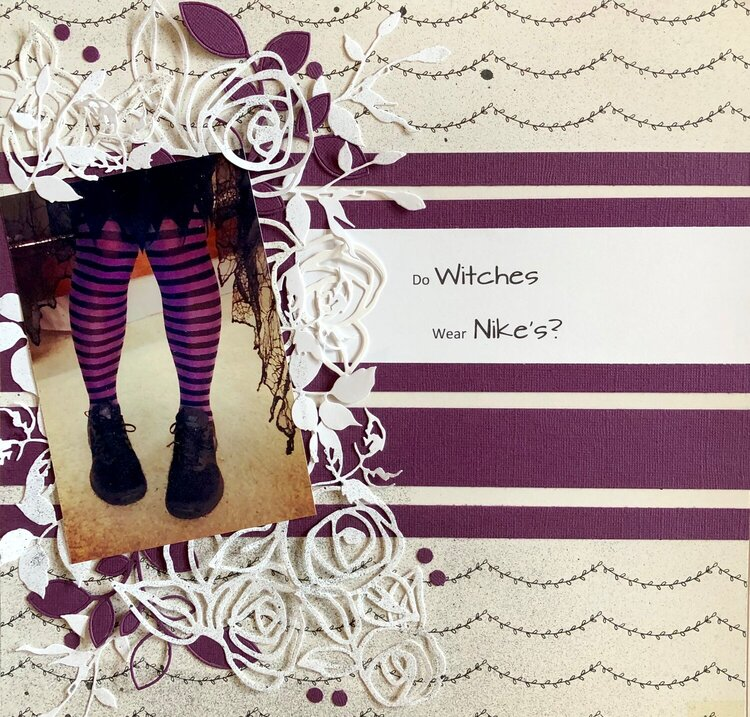 Witch shoes