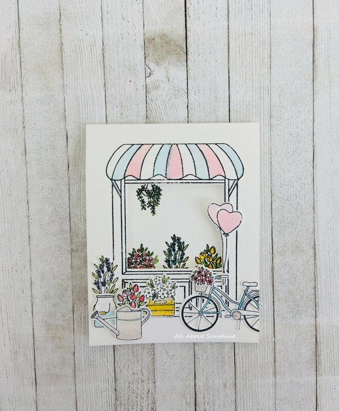 Sidewalk Flower Shop