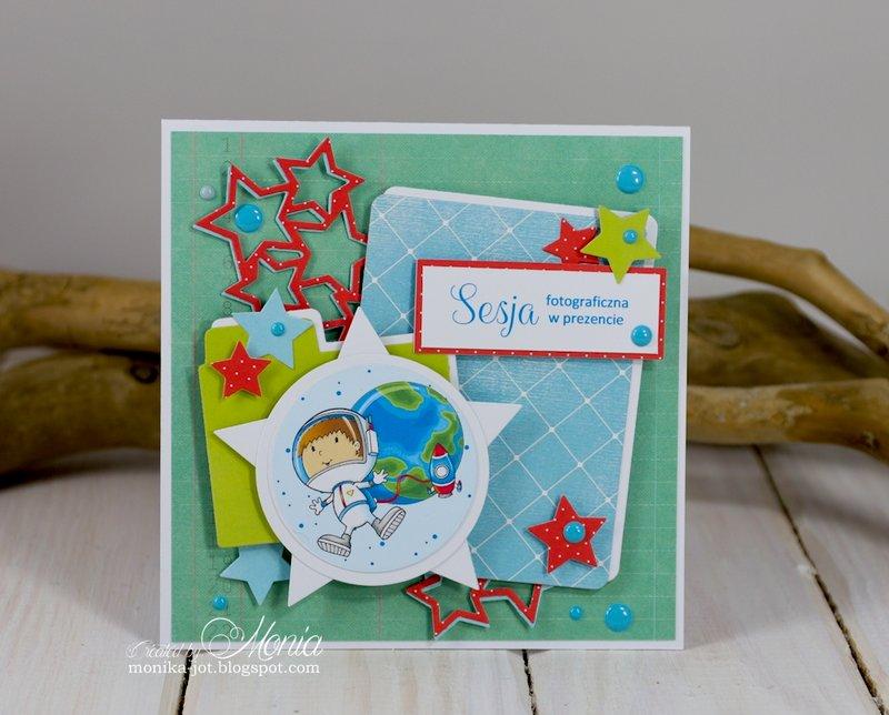 Card for a boy
