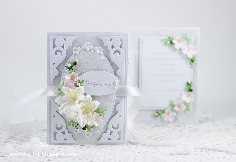 Wedding elegant card