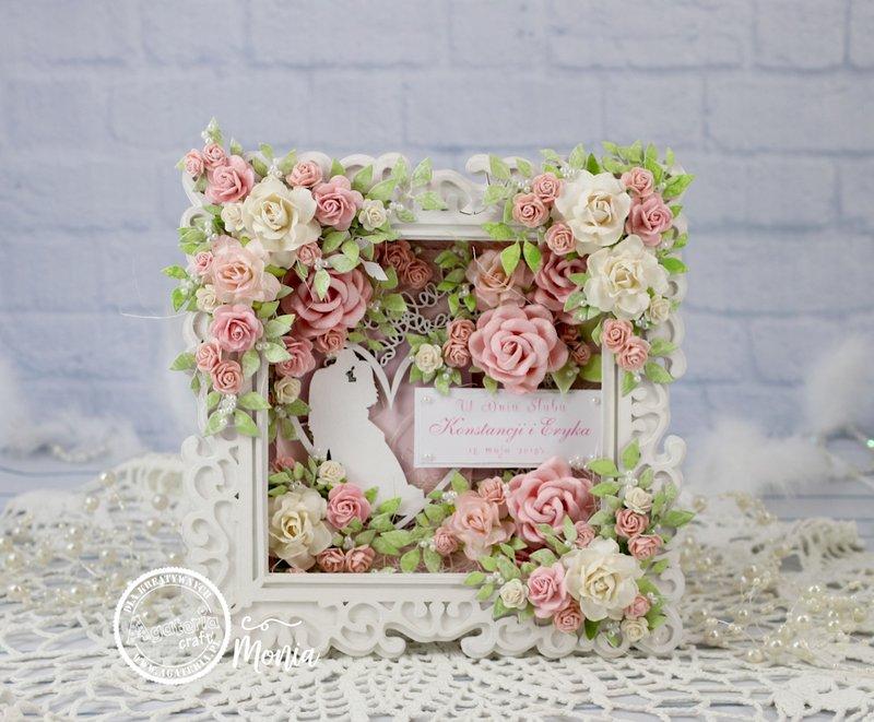 Wedding shadow-box