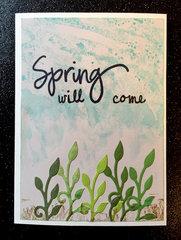 Spring Will Come